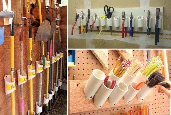 Использование пластиковых труб