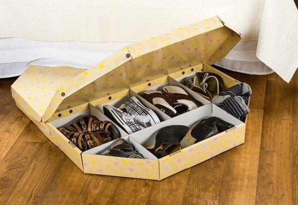 Коробка для хранения обуви