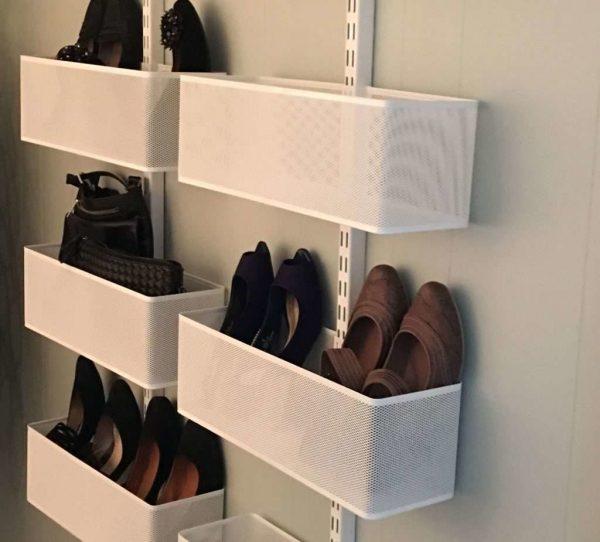 Корзинки для обуви