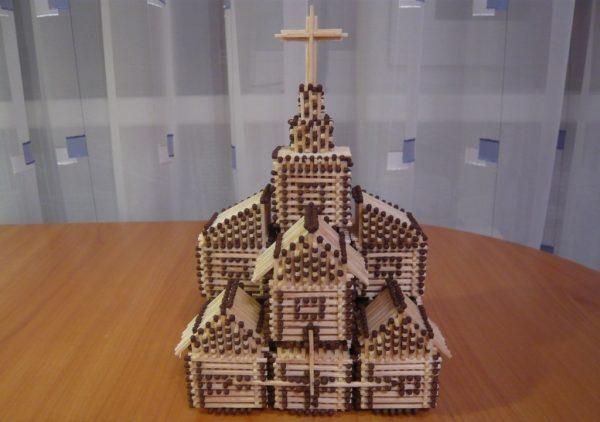 Небольшая церковь