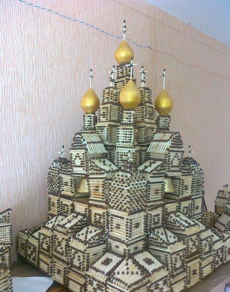 Шикарный храм