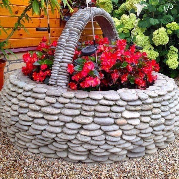 Каменная корзина