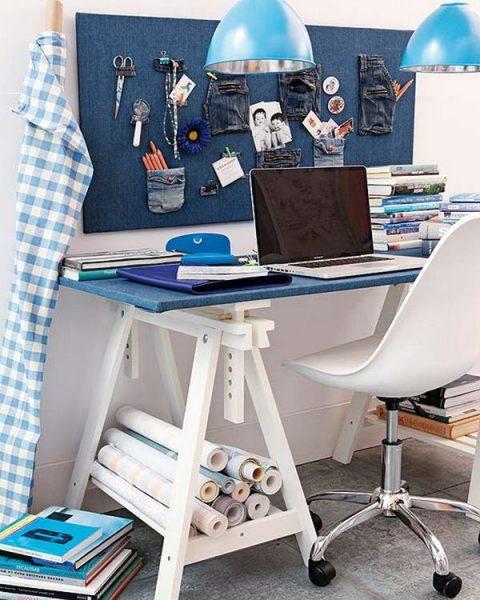 Органайзер над рабочим столом