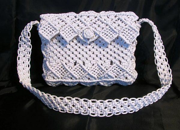 Прогулочная небольшая сумочка