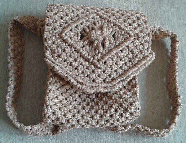 Крупное плетение