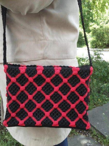 Прямоугольная сумка