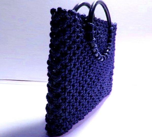 Узкая прямоугольная сумка