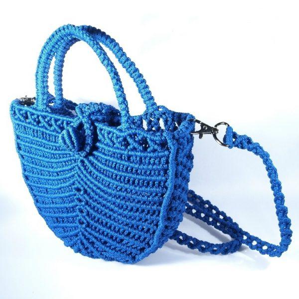 Узкая сумка интересной формы