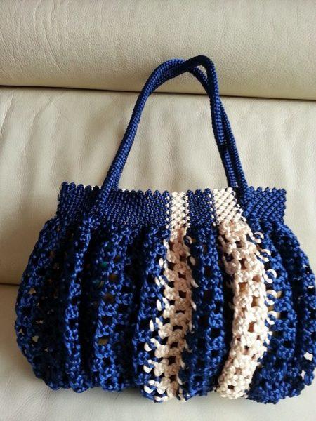 Пузатая сумочка