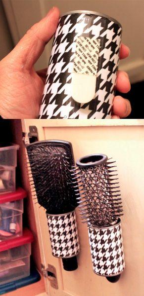 Хранение расчёсок