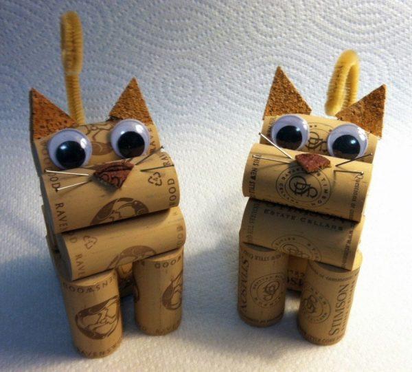 Забавные котики