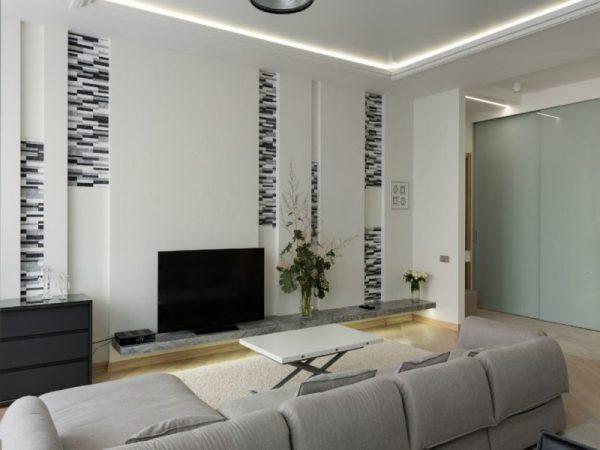 Ниши как декоративный элемент комнаты