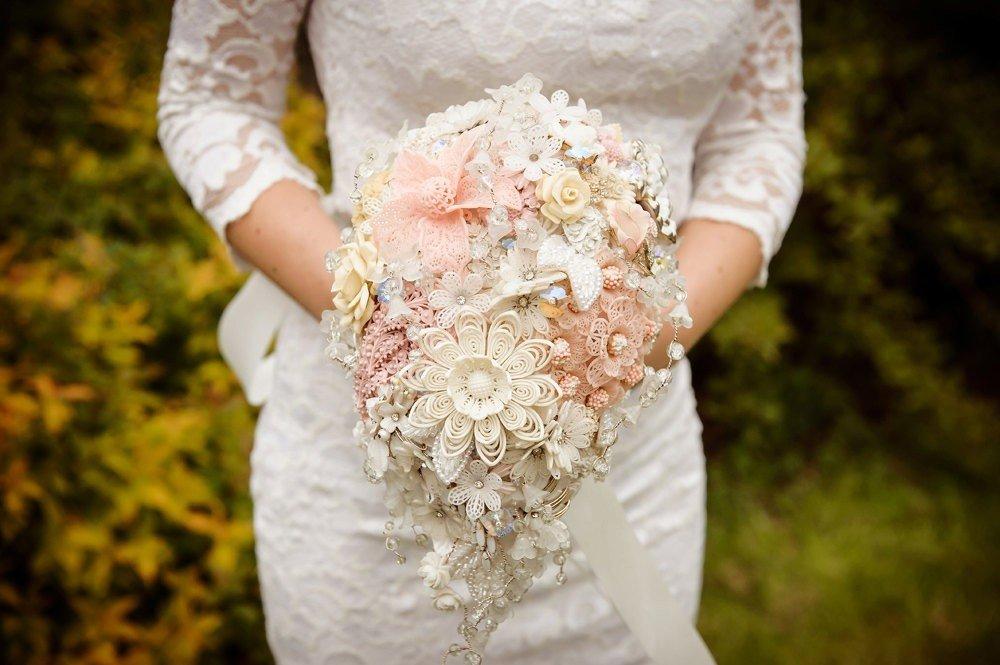 Букет невесты необычные, цветы оптом