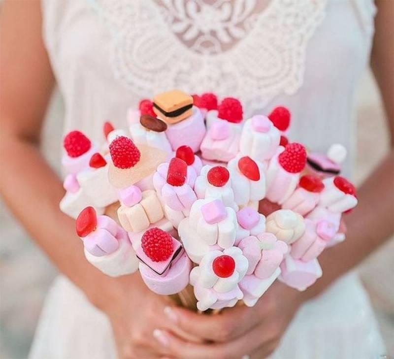 Свадебные оригинальные букеты фото, тюльпанов купить липецк
