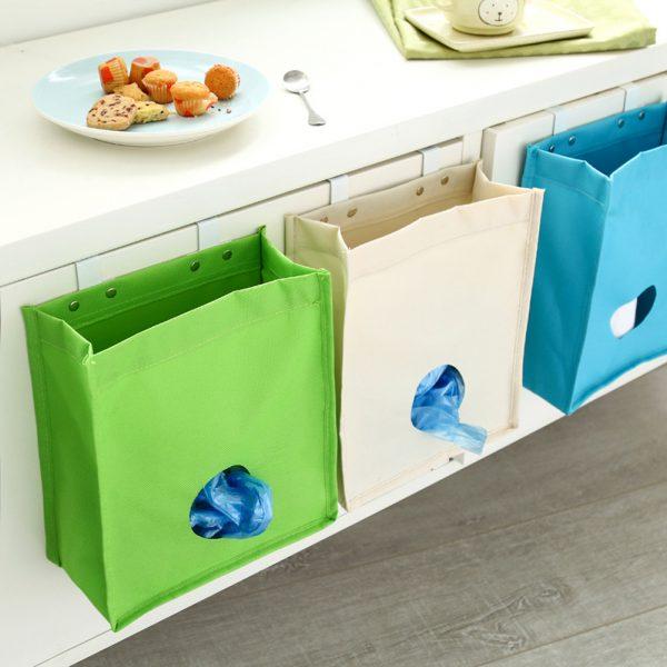 Органайзеры для мусорных пакетов