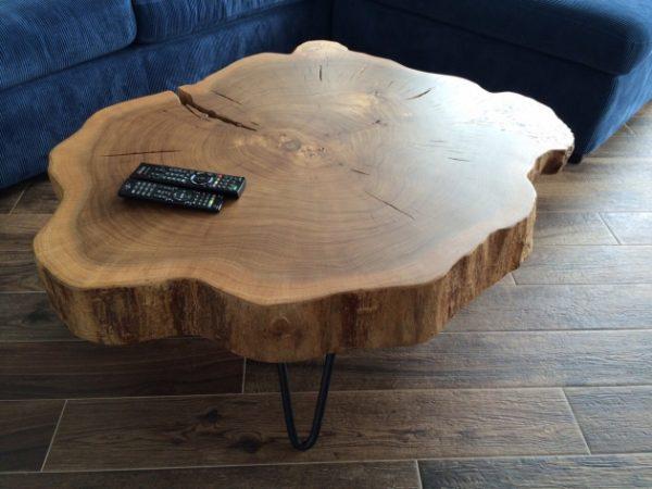 стильная мебель из дерева