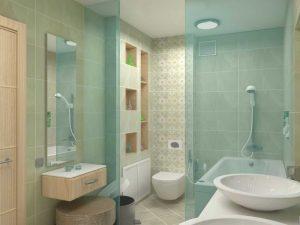 дизайн ванной комнаты в хрущевке фото до и после