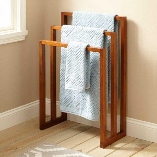 Напольный держатель для полотенец