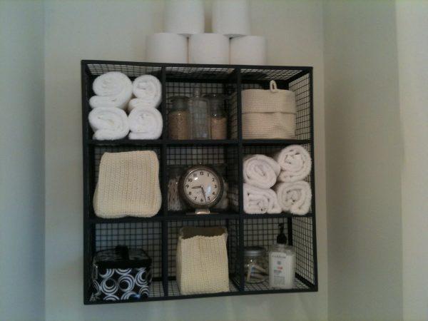 Система хранения для полотенец