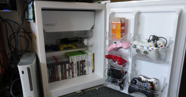 Морозильная камера для хранения