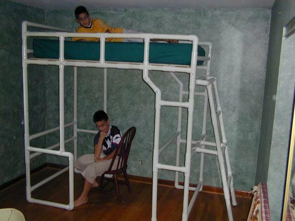 Комплекс кровати и рабочей зоны