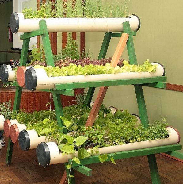 Клумба для растений