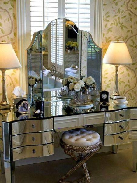 Зеркальный трильяж