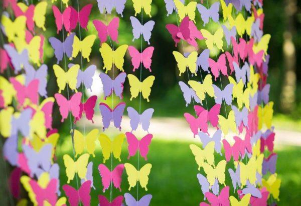 Яркие бабочки