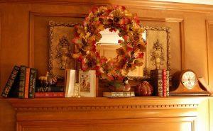 Осенний декор интерьера