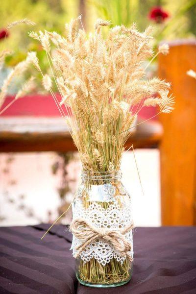 Пшеница в баночке
