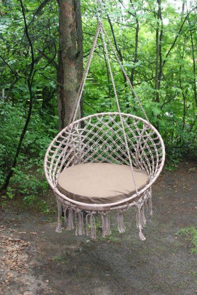 Кресло с сидушкой