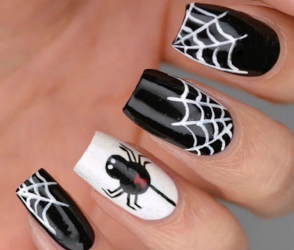 Чёрно-белый дизайн