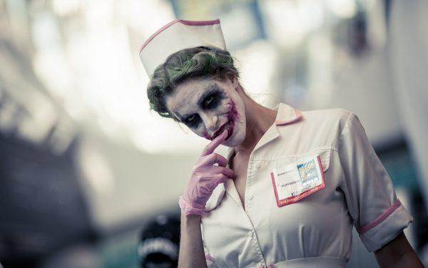 Коварная медсестра