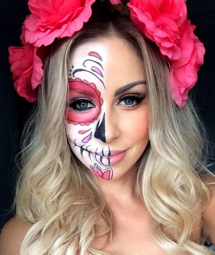 сделать фотки макияжа на хэллоуин несчастью, организм легко