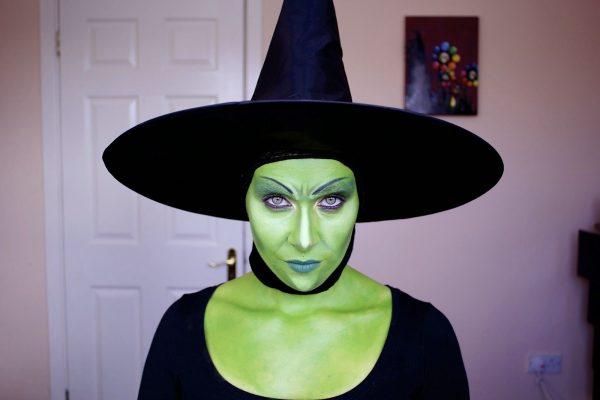 Истинный облик ведьмы