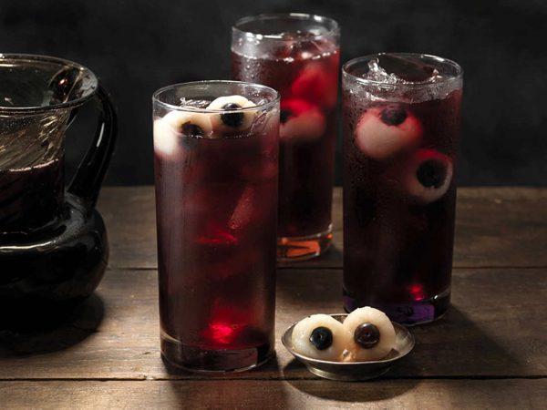 Напиток на Хэллоуин