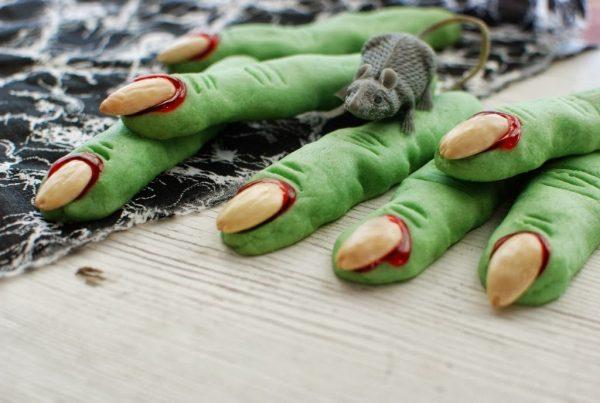 Зелёные пальцы ведьм