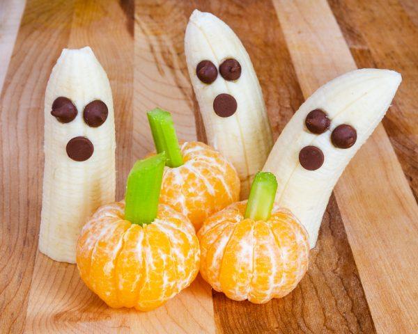 Призраки и тыквы