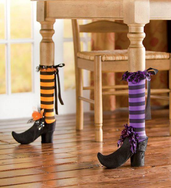 Ведьмины ноги