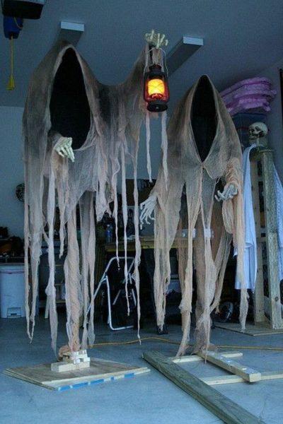 Призраки в доме