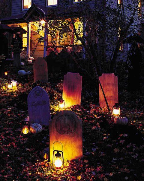 Могильные плиты с подсветкой