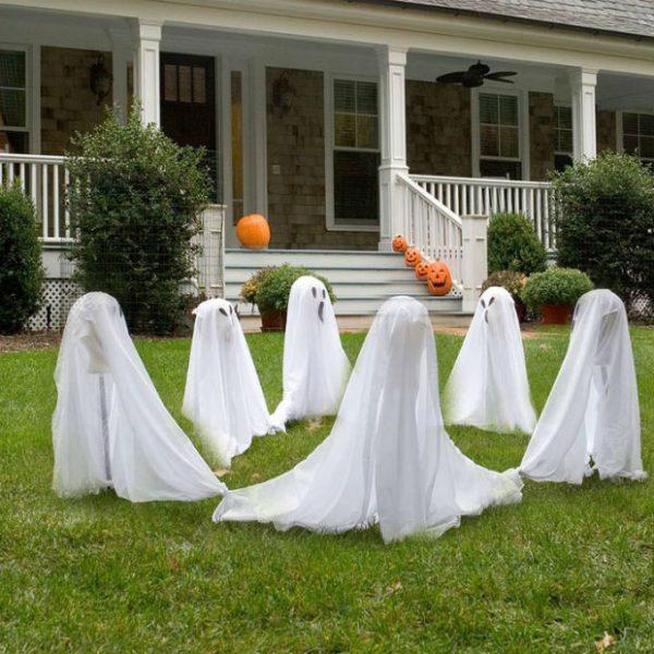 Хоровод призраков