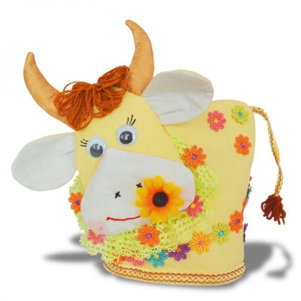 Грелка в виде коровы