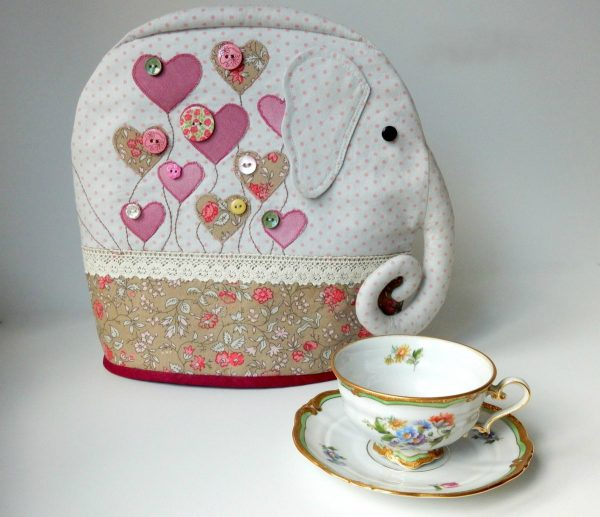 Слон на чайник
