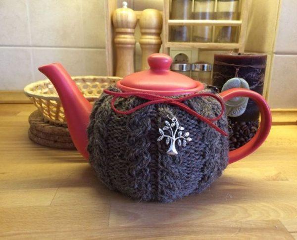 Облегающий чехол на чайник