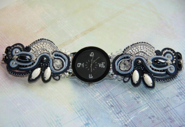 Стильный браслет для часов